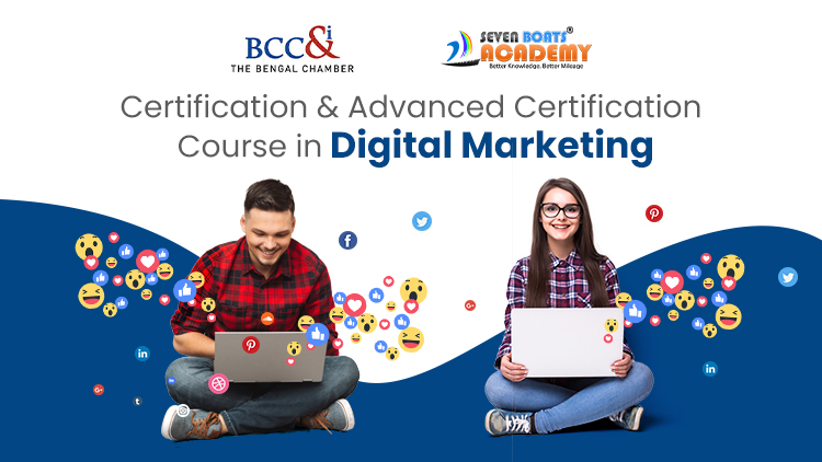 Short-term Certification Courses in Digital Marketing by BCC&I & 7boats 1 - Banner