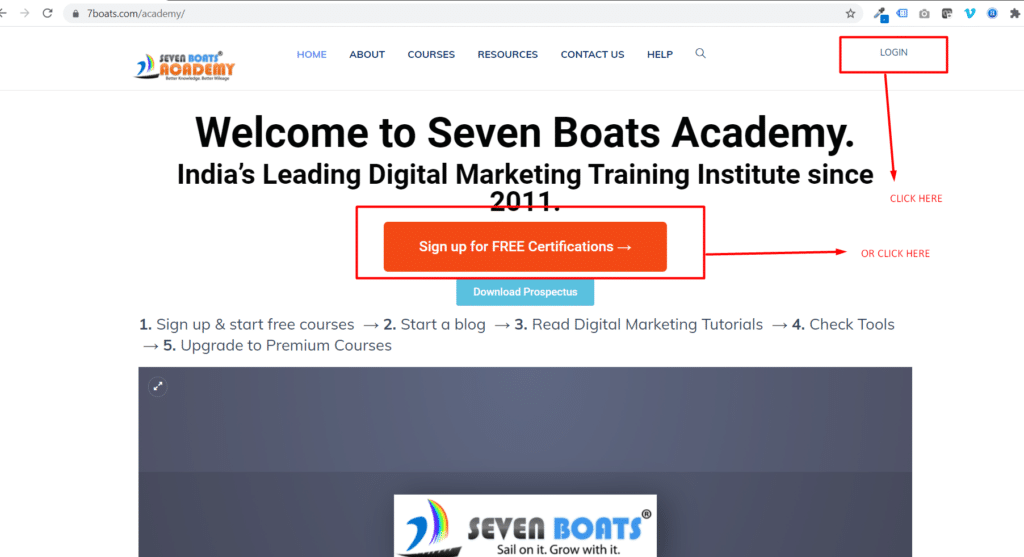 How to access courses? 1 - Screenshot 490