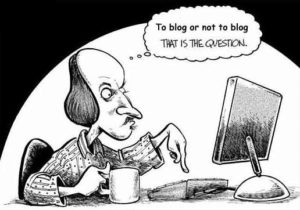 blogging : good or bad?