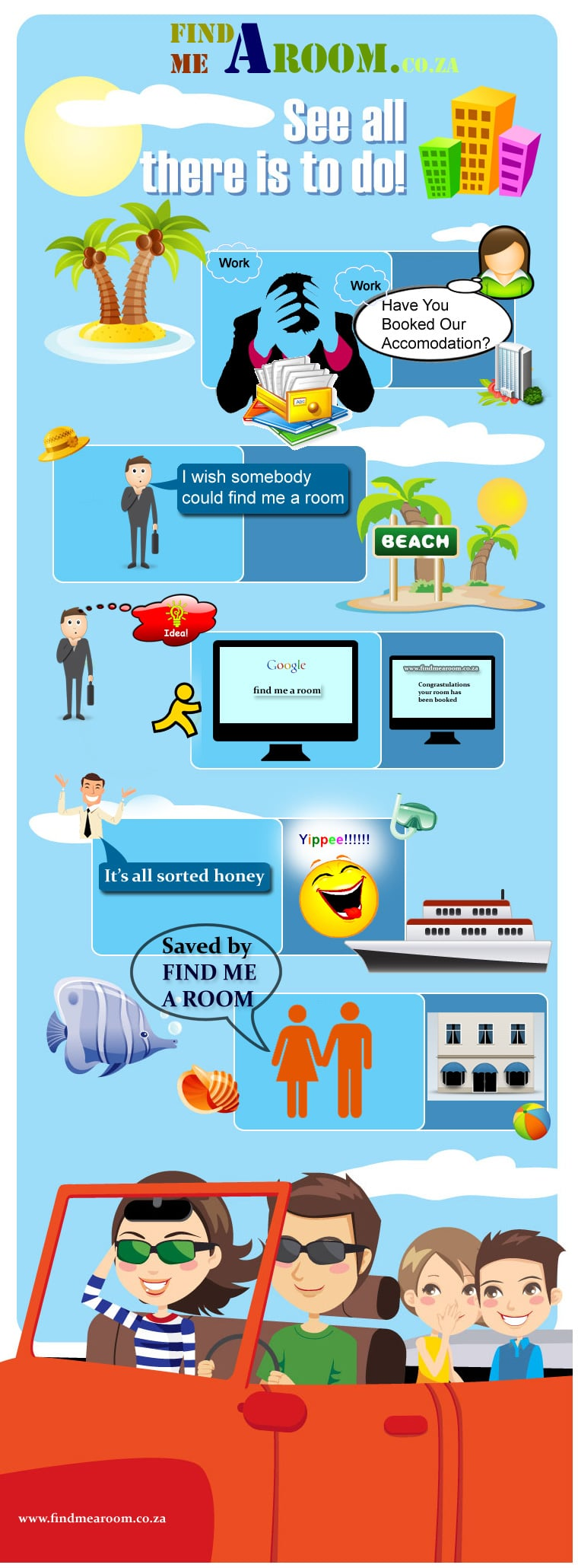 Infographics Designed by 7boats 177 - travel infographic