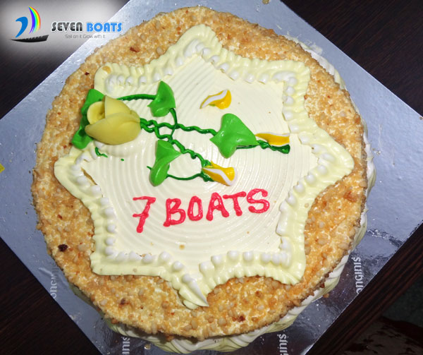 Happy birthday 7boats