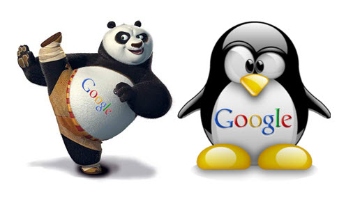 Penguin and Panda Updates