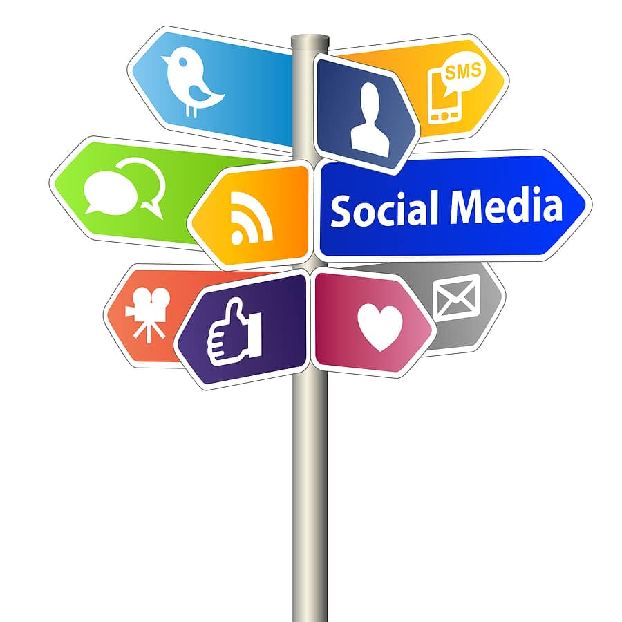niche traffic from social media