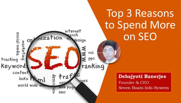 3 reasons to spend more on SEO
