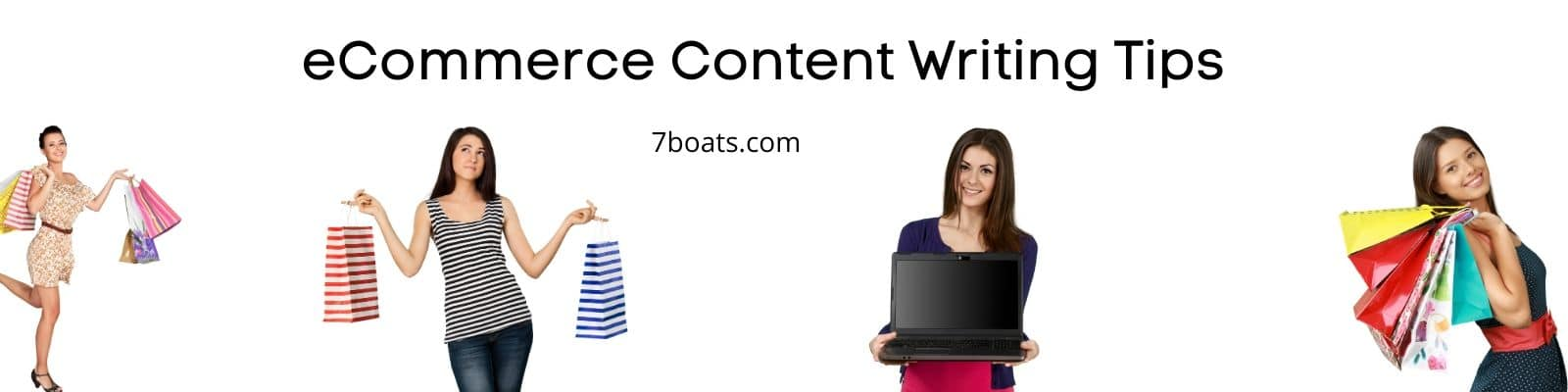 eCommerce Content Writing Tips