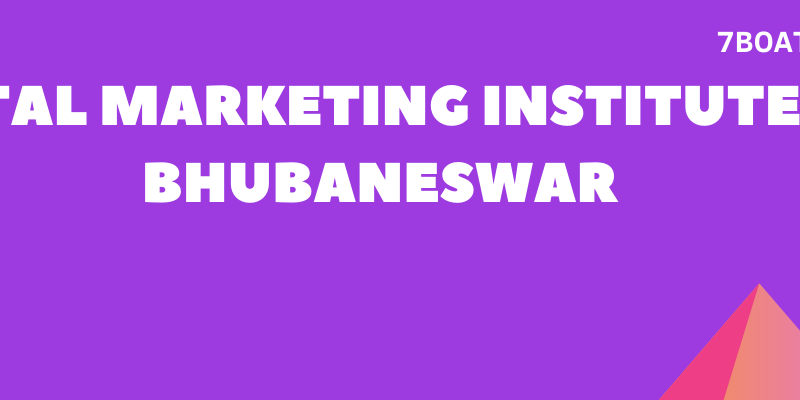 best digital marketing institutes in Bhubaneswar