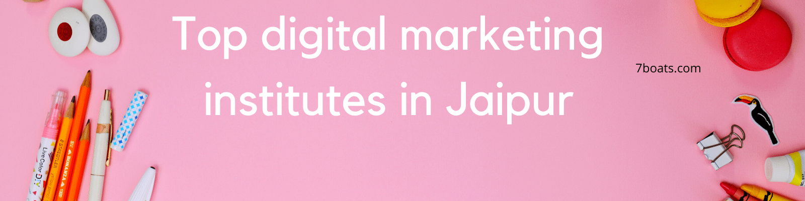 best digital marketing training institutes in Jaipur