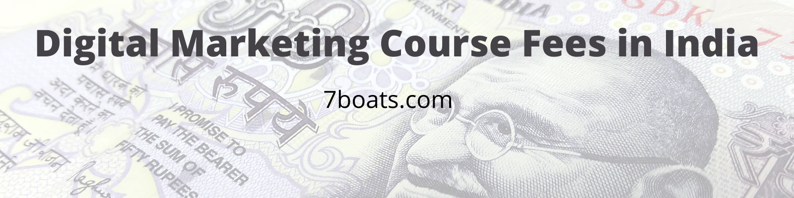 digital marketing course fees in india