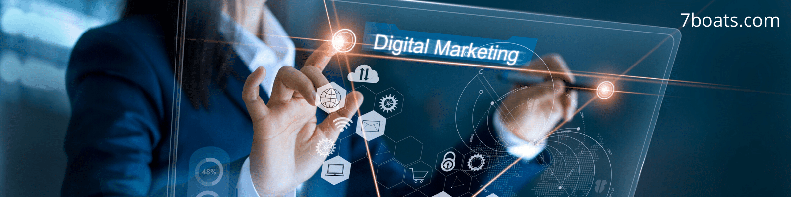 Why is digital marketing the future of marketing