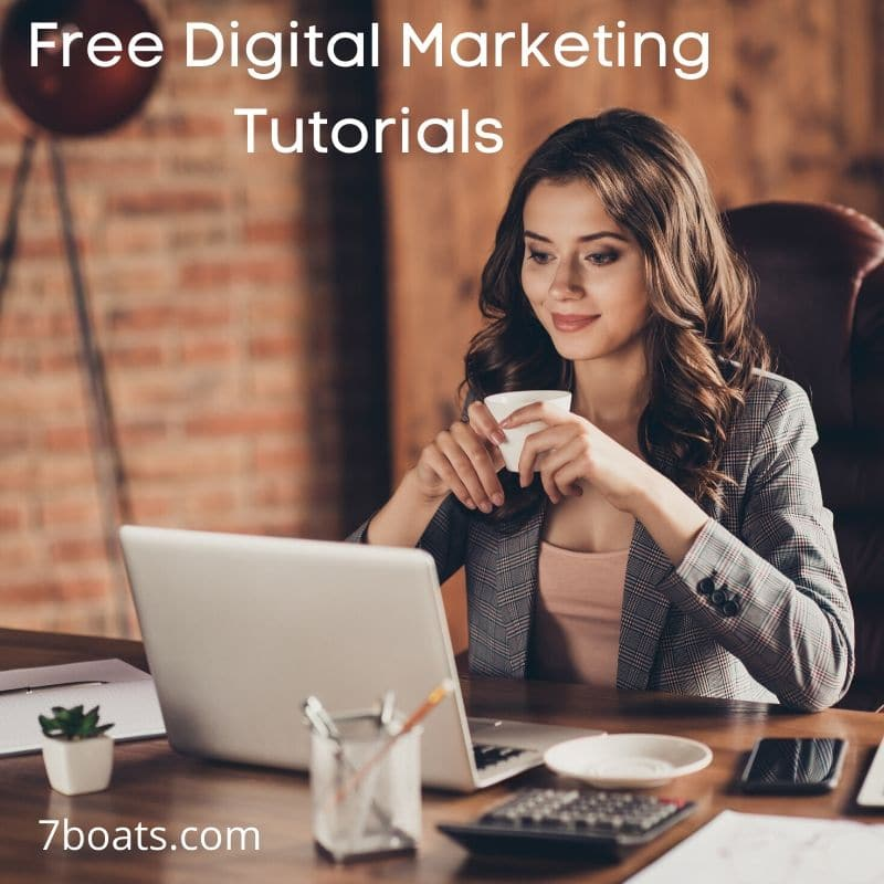 Free digital marketing courses, free online marketing tutorials