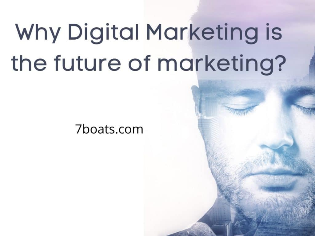 Why digital marketing is the future of marketing