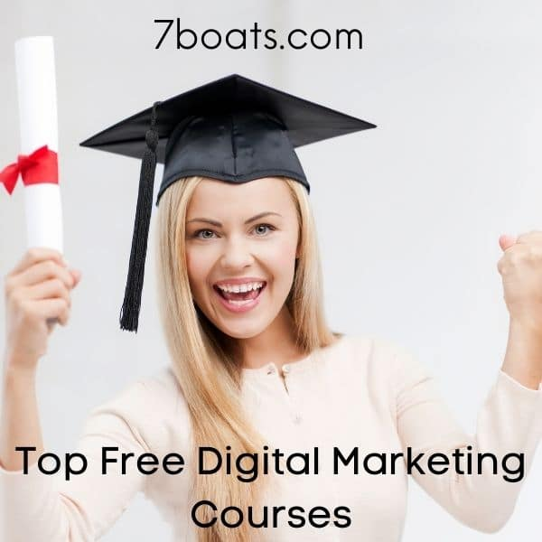 Top free digital marketing certification courses