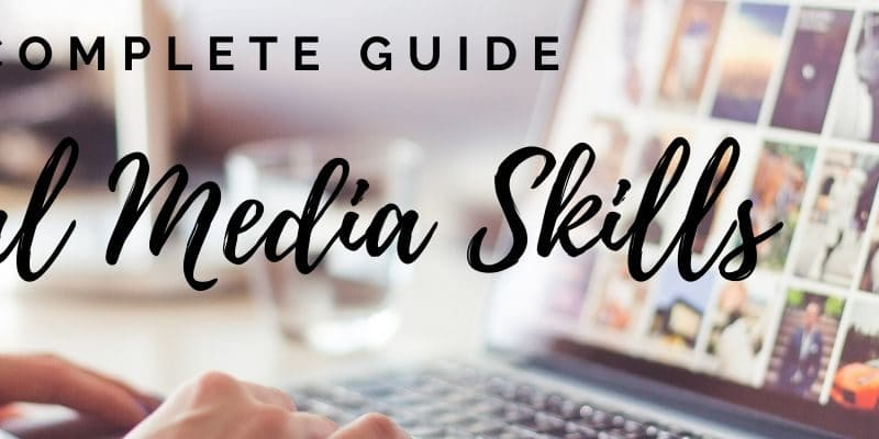 Complete guide to social media skills-7boats