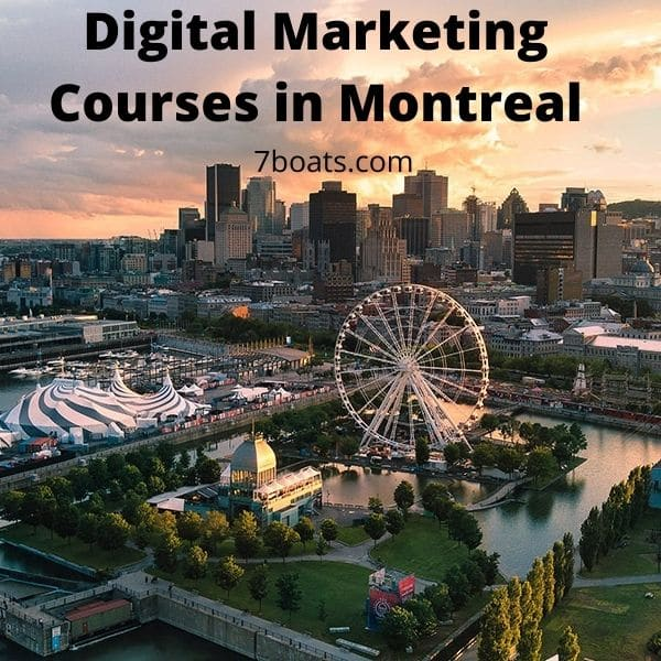 digital marketing courses in Montreal